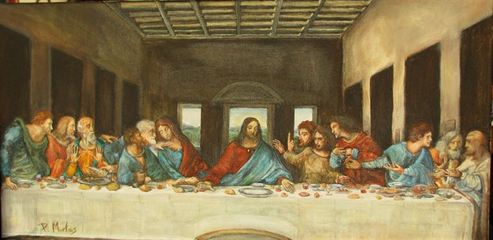 The_Last_Supper_Visit